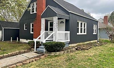 Building, 1626 E Belmont St, 1