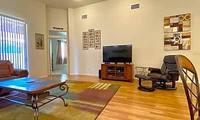 Living Room, 12767 N Seacliff Pl, 1