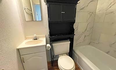 Bathroom, 2707 5th Ave, 2