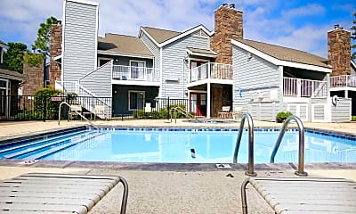 Pool, Stoneridge Apartments, 0