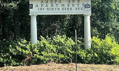AHEPA 408 Apartments, 1