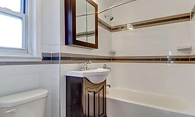 Bathroom, Livingston Terrace, 2