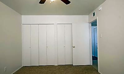 Bedroom, University Courtyards Apartments-Nacogdoches, 2