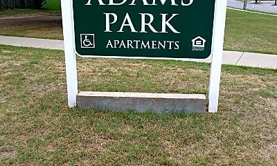 Adam Park Apartments, 1