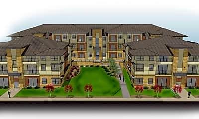 Rendering, 11 West Student Housing, 0