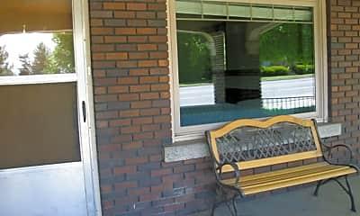 Patio / Deck, 631 E 400 N, 0