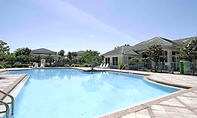 Pool, Meridian Pointe Apartments, 0