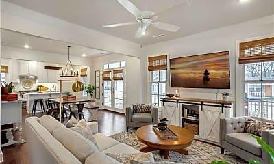 Living Room, 488 S Block Ave, 0