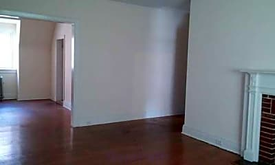 Living Room, Carolina Apartments, 1