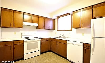 Kitchen, 4604 Cass St, 0