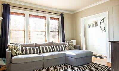 Living Room, 183 Willard St, 1