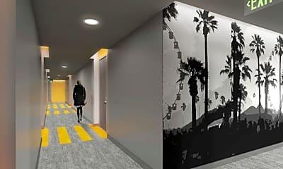 Foyer, Entryway, 1400 Fig, 1