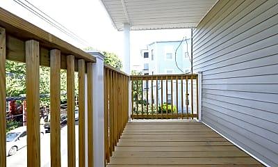 Patio / Deck, 196 Sherman St, 2