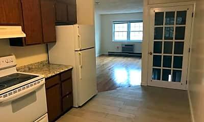 Kitchen, 405 Washington St, 1