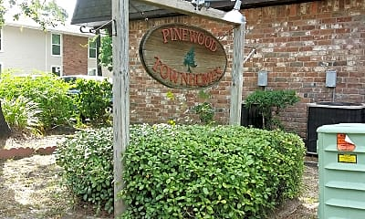 Pinewood Townhomes, 1