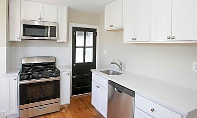 Kitchen, 1600 W 10th St 3, 1