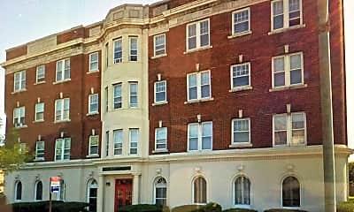 Building, 1165 Delaware Avenue, 1