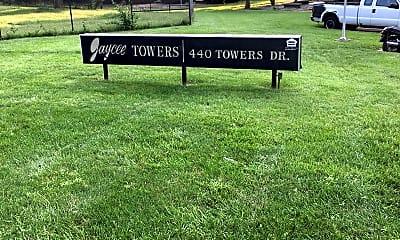 Jaycee Towers, 1