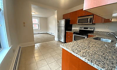 Kitchen, 128 Hemenway St, 1