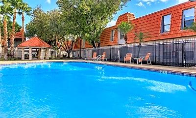 Pool, Vintage Square, 0