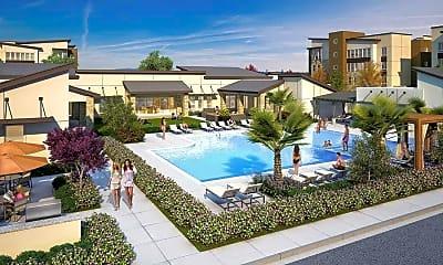 Pool, The Vista, 1