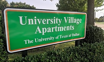 University Village Apartments, 1