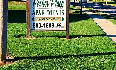 Parker Place Apartments, 1