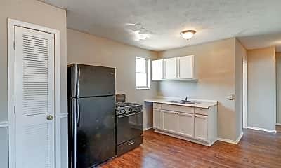 Kitchen, Cypress Landing Apartments, 1