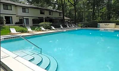 Pool, Cypresside Townhouses, 1