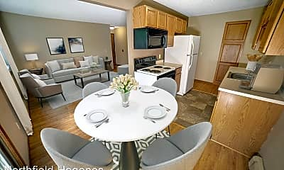 Dining Room, 1401 Heritage Dr, 0