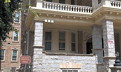 Regent Terrace, 1
