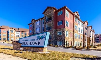 Community Signage, The Residences at Bluhawk, 1