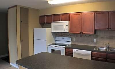 Kitchen, 1801 J St, 1