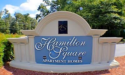 Community Signage, Hamilton Square, 0