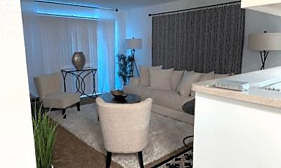Living Room, 3415 Linden Ave, 1