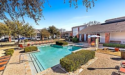 Pool, Brady Station, 2