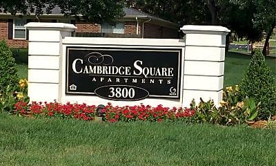 Cambridge Square Richmond, 1