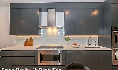Kitchen, 7650 River Road, 1