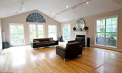 Living Room, 1524 Lincoln Way 401, 2