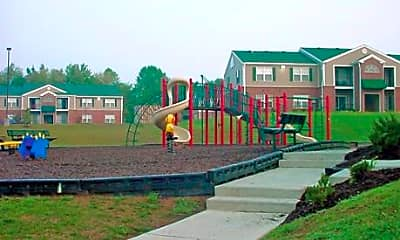 Playground, Frontier Ridge Apartments, 2