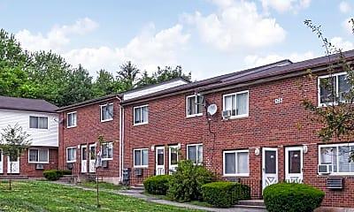 Building, Stoneycrest Apartments, 1