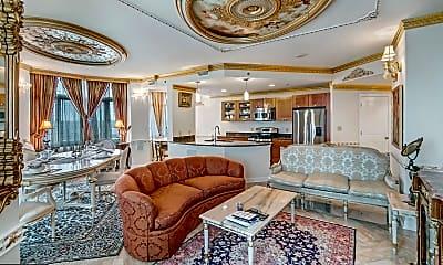 Living Room, 5750 Bou Ave 1003, 1