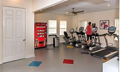 Fitness Weight Room, 5158 W Stone Manor, 2