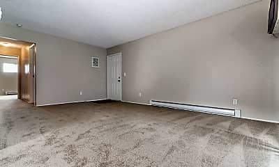 Living Room, Summit Park Village, 2