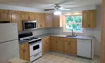 Kitchen, 27 Woodland St, 1
