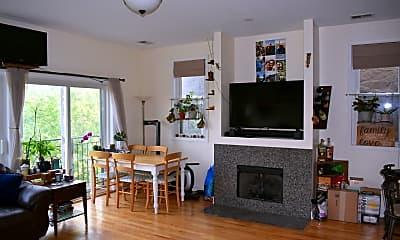 Living Room, 2318 W Harrison St 3, 1