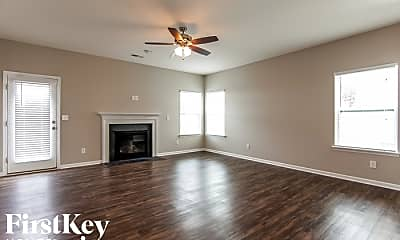 Living Room, 6195 Canyon Trail, 1