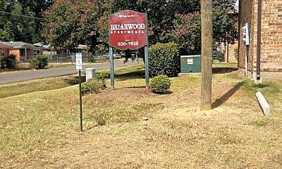 Briarwood Apartments, 1