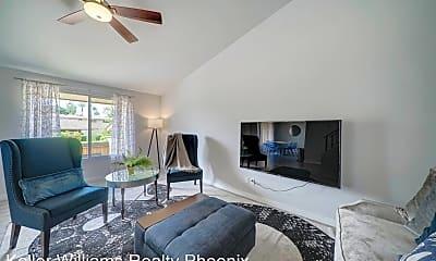 Living Room, 7631 E Minnezona Ave, 0