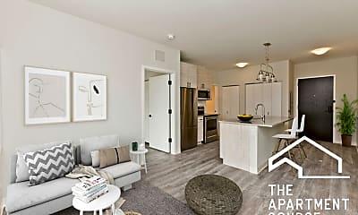 Living Room, 6149 N Broadway, 0